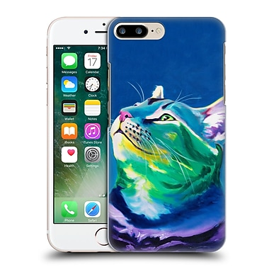 Official Dawgart Cats My Piece Of Sky Hard Back Case For Apple Iphone 7 Plus