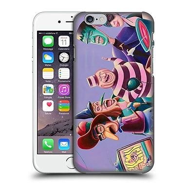 Official Rock Demarco Illustrations Lifer Of The Party Hard Back Case For Apple Iphone 6 / 6S