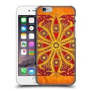 Official Peter Barreda Luminous Spirit Mandalas Ishika Goldenvisions Hard Back Case For Apple Iphone 6 / 6S