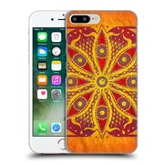 Official Peter Barreda Luminous Spirit Mandalas Ishika Goldenvisions Hard Back Case For Apple Iphone 7 Plus