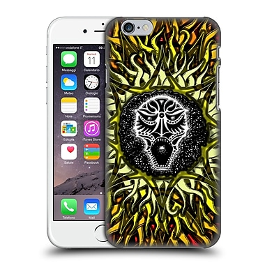Official Peter Barreda Luminous Spirit Mandalas Darakor Fire Hard Back Case For Apple Iphone 6 / 6S