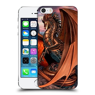 Official Ruth Thompson Dragons Coppervein Hard Back Case For Apple Iphone 5 / 5S / Se