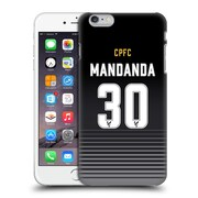 Official Crystal Palace Fc 2016/17 Players Home Kit Steve Mandanda Hard Back Case For Apple Iphone 6 Plus / 6S Plus
