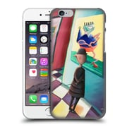 Official Rock Demarco Illustrations Art Imitates Life Hard Back Case For Apple Iphone 6 / 6S
