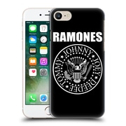 Official Ramones Key Art Presidential Seal Hard Back Case For Apple Iphone 7