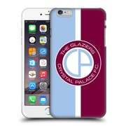 Official Crystal Palace Fc 2016/17 Retro Badge Glaziers Logo Hard Back Case For Apple Iphone 6 Plus / 6S Plus