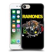 Official Ramones Key Art Illustration Hard Back Case For Apple Iphone 7