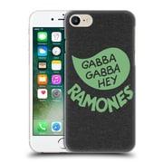 Official Ramones Key Art Gabba Gabba Hey Hard Back Case For Apple Iphone 7