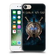Official Christos Karapanos Horror 2 Spartan Hard Back Case For Apple Iphone 7