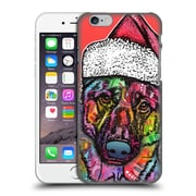 Official Christmas Mix Pets Dean Russo Dog Hard Back Case For Apple Iphone 6 / 6S