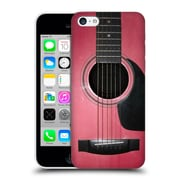 Official Nicklas Gustafsson Retro Vintage Guitar Pink Hard Back Case For Apple Iphone 5C