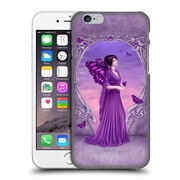 Official Rachel Anderson Birth Stone Fairies Amethyst Hard Back Case For Apple Iphone 6 / 6S