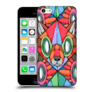 Official Ric Stultz Birds Wolf In The Roost Hard Back Case For Apple Iphone 5C