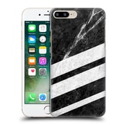 Official Nicklas Gustafsson Textures 3 Black Striped Marble Hard Back Case For Apple Iphone 7 Plus