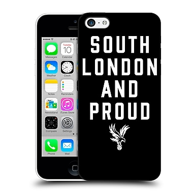 Official Crystal Palace Fc The Eagles Slap Hard Back Case For Apple Iphone 5C