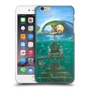 Official Rusty Sherrill Artworks Secret Surf Spot Of Death Hard Back Case For Apple Iphone 6 Plus / 6S Plus