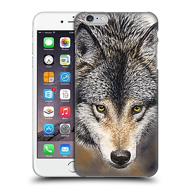 Official Chuck Black Canine Nature'S Beauty Hard Back Case For Apple Iphone 6 Plus / 6S Plus