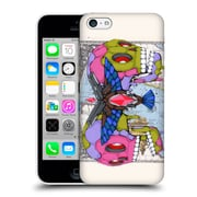 Official Ric Stultz Horror Death Grips Hard Back Case For Apple Iphone 5C
