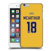 Official Crystal Palace Fc 2016/17 Players Away Kit James Mcarthur Hard Back Case For Apple Iphone 6 Plus / 6S Plus