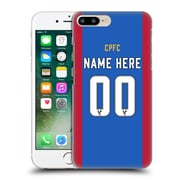 Custom Customised Personalised Crystal Palace Fc 2016/17 Home Kit Hard Back Case For Apple Iphone 7 Plus