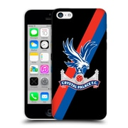 Official Crystal Palace Fc The Eagles Sash Hard Back Case For Apple Iphone 5C