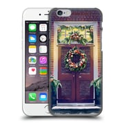 Official Christmas Mix Ornaments Lantern Press Hard Back Case For Apple Iphone 6 / 6S