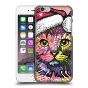 Official Christmas Mix Pets Dean Russo Cat Hard Back Case For Apple Iphone 6 / 6S