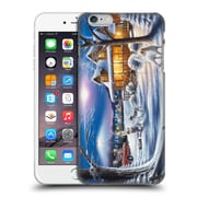 Official Chuck Black Cabin Welcome Home Hard Back Case For Apple Iphone 6 Plus / 6S Plus
