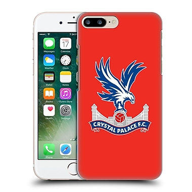 Official Crystal Palace Fc The Eagles Red Hard Back Case For Apple Iphone 7 Plus