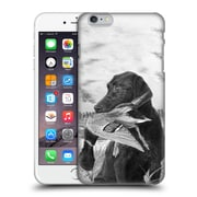 Official Chuck Black Wildlife And Animals Man'S Best Friend Hard Back Case For Apple Iphone 6 Plus / 6S Plus