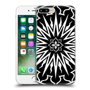 Official Peter Barreda Black And White Mandalas Amarah Hard Back Case For Apple Iphone 7 Plus