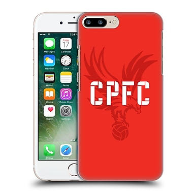Official Crystal Palace Fc The Eagles Eagle Red Hard Back Case For Apple Iphone 7 Plus