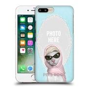 Custom Customised Personalised Pets Rock Custom Case Princess Hard Back Case For Apple Iphone 7 Plus