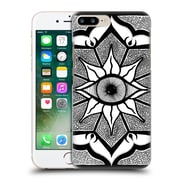 Official Peter Barreda Black And White Mandalas Osiori Hard Back Case For Apple Iphone 7 Plus