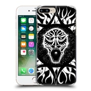 Official Peter Barreda Black And White Mandalas Darakor Hard Back Case For Apple Iphone 7 Plus