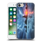 Official Darren White Beaches And Oceans Moody Blues Of Oregon Hard Back Case For Apple Iphone 7