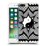 Official Peter Barreda Black And White Mandalas Daorashi Hard Back Case For Apple Iphone 7 Plus