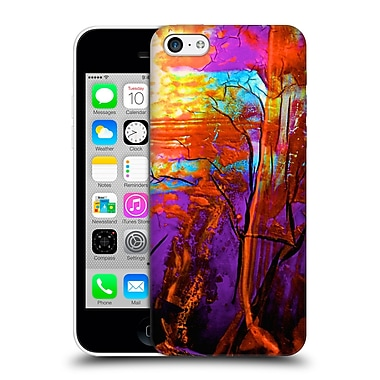 Official Demian Dressler Series Prismatica 2 No Reaper In The Garden Of You Hard Back Case For Apple Iphone 5C