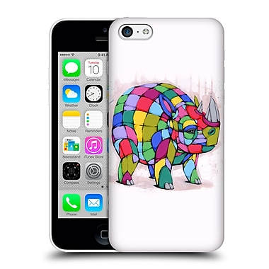 Official Ric Stultz Animals 2 Born Colourful Hard Back Case For Apple Iphone 5C