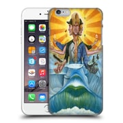 Official Rusty Sherrill Artworks The Deity Of Surf, Skate, And Snow Hard Back Case For Apple Iphone 6 Plus / 6S Plus
