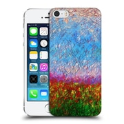Official Rock Demarco Painted Art Meadow Hard Back Case For Apple Iphone 5 / 5S / Se