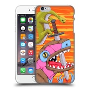 Official Ric Stultz Dinosaur Coming Out On Top Hard Back Case For Apple Iphone 6 Plus / 6S Plus