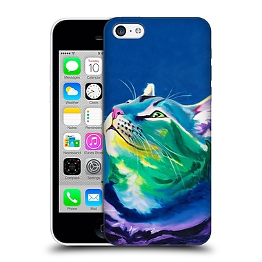 Official Dawgart Cats My Piece Of Sky Hard Back Case For Apple Iphone 5C