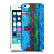 Official Rock Demarco Painted Art Boston Skyline Hard Back Case For Apple Iphone 5 / 5S / Se