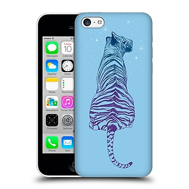 Official Rachel Caldwell Animals Tiger Hard Back Case For Apple Iphone 5C
