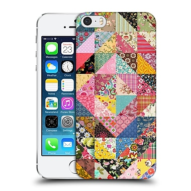 Official Rachel Caldwell Patterns Quilt Hard Back Case For Apple Iphone 5 / 5S / Se