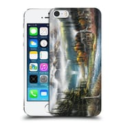 Official Chuck Black Cabin Paradise Valley Hard Back Case For Apple Iphone 5 / 5S / Se
