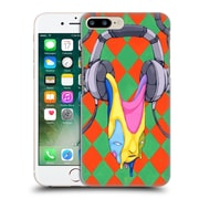 Official Ric Stultz Humanoid Robot Headphone Generation Hard Back Case For Apple Iphone 7 Plus