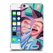 Official Rock Demarco Illustrations Only 1 Cavity Hard Back Case For Apple Iphone 5 / 5S / Se