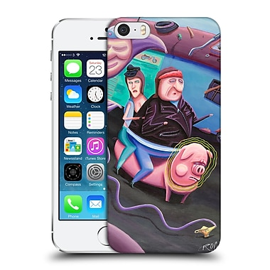 Official Rock Demarco Illustrations Wish Wisely Hard Back Case For Apple Iphone 5 / 5S / Se